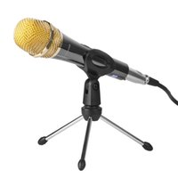 Wholesale 1Pcs Universal Microphone stand Studio Sound Recording Mic Microphone Shock Mount Clip Holder