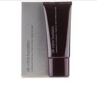 basic oils - 60pcs New Arrival Branded Cosmetics Silk Creme Foundation Primer ML Shades Basic Face Makeup Primer free DHL shiping