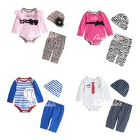 Cheap Newborn Clothing Best Baby 3pcs Outfit