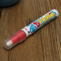 Wholesale 1Pcs Magic Pen Kids Children Drawing Toys Water Painting Writing Pen Aquadoodle Non toxic And Ink free Mat Pen