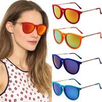 wholesale designer lots - Velvet Frame New Men Women Vintage Eyewear Brand Designer Sunglasses Oculos De Sol Feminino Masculino