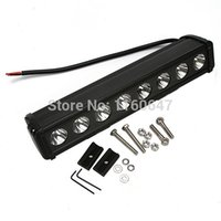 high intensity led - 9pcs High Intensity CREE W LED Bar Light Super Bright Auto LED Work Light off road led cree light bar