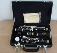 Wholesale NEW BUFFET Bb12 clarinet with in Beautiful box