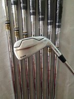8PCS T-MB 716 Fers de golf 3456789P Avec Dynamic Gold Steel R300 Shaft Golf Clubs T MB 716 Irons Come headcover