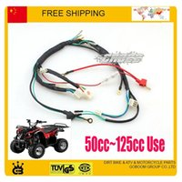 atv electronic parts - 49cc cc cc cc cc ATV QUAD parts electric cable assy electronic wire atv quad accessories order lt no track