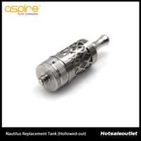 Acheter Des tubes métalliques creux-Aspire Nautilus Réservoir Nautilus Assy avec Évidé Manche Aspire Nautilus Nautilus Réservoir de Rechange Aspire Nautilus Tube 100% Original