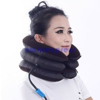 Wholesale Good Quality Cervical Spinal Neck Traction Back Shoulder Headache Pain Relax Kit Device