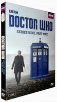 Wholesale Ottie Doctor Who The Complete Ninth Season Nine Part One Disc Set US Version Boxset New