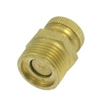 air compressor drain valve - FS Hot Air Compressor PT quot Male Thread Water Drain Valve Brass Tone order lt no track