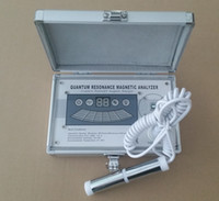 analyzer choice - Mini quantum health analyzer machine with Spanish French English version for choice