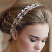 Wholesale 2015 New diamond The bride hair band formal dress Accessories bride hair accessory Headbands hair band jewelry C11490