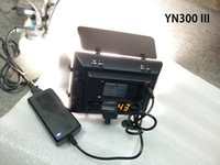 Wholesale 220V V AC DC Power Adapter for Yongnuo YN III YN300 III Led Video Light Panel cm length