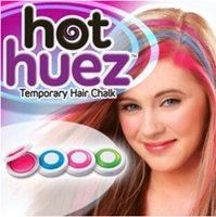 Wholesale Hot European Temporary Hair Chalk Powder Type Hair Color Temporary Pastel Hair Dye Color Chalk Paint for Hair Color Set