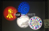 application logos - New Gobo Light Projector Gallery Indoor W Cree LED Image Rotating Logo Projection for Advertising Branding Applications