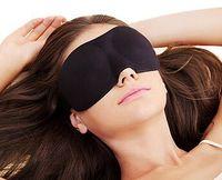 Wholesale Gift Hot Sale Travel Rest D Sponge Eyeshade Sleeping Eye Mask Cover Eyepatch Blindfolds For Health Care To Shield The Light