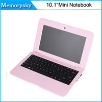 laptop 16gb - Cheap inch TN mini Netbook Quad core GHz GB GB MP Camera Laptop notebook in stock