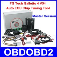 advanced tech - Advanced FGtech Galletto Master V54 Auto ECU Programmer FG Tech Add BDM Function Support Multi Languages Fast