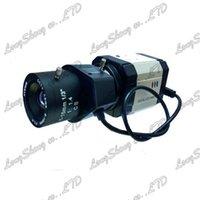 Cheap 6-15mm Auto IRIS CCTV Box camera HD Sony CCD Bullet Camera 700TVL system security
