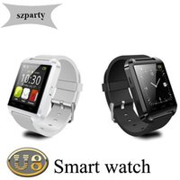 anti lost - Bluetooth Smart Watch U8 sport wrist watch Anti lost For IOS iPhone s plus Android Samsung S4 Note HTC mobile phone