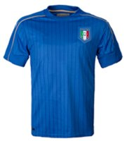 Wholesale Thailand Quality Customized New season men Italy VERRATTI European Cup Home Jerseys Shirts PADELLI DEROSSI T shirt Wear Tops