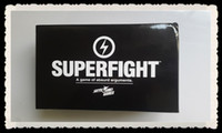 Wholesale 2015 Hot New SUPERFIGHT Card Core Deck Superfight card game bundle Super fight super card game online fighters