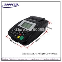 Wholesale Wireless Payment Terminal GPRS Thermal Pos Printer for Payment Receipt Printing