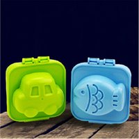 bento dividers - Cute Boiled Egg Mold Cartoon D Egg Rings Bento Mould Maker Set Rice Mould