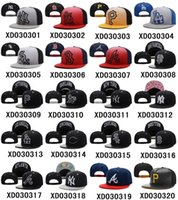 Wholesale Cheap All Teams Baseball Caps Hot Sale Sports Cap Snapbacks Popular Sports Hat Fashion Headwears Summer Cap Adjustable Hats Allow Mix Order