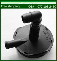Wholesale New Crankcase Pressure Regulating Vent Valve For Audi A4 A6 VW Passat C E order lt no track