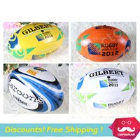 Wholesale Rugby Ball match Outdoor Sport Size Bilbert New Zealand World Cup Rugby Ball England Football for Training