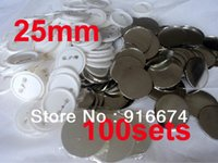 badge makers - Discount quot mm Sets Professional Badge Button Maker Pin Back Pinback Button Supply Materials