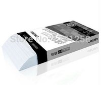 White copy paper - deli Copy Paper A4 paper Pure wood pulp High grade copy paper g