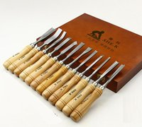 Wholesale Top Quality Graver Wooden Tools Graver Knife Root Carve Wood Carving Engraved Tools Woodworking Chisel