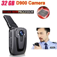 Wholesale HD P Multi functional Body Worn IR Night Vision GB Police Camera Body Camera