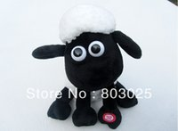 battery operated stuffed animals - Funny Musical Shaking Head Shaun The Sheep Electronic Stuffed Animal Toy Great Promotional Gift For Kid