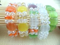 Wholesale natural opal bracelet suitable to wear gifts sales exhibition collection