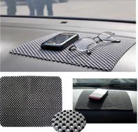 Wholesale Newest Black Magic Sticky Pad Anti Slip Mat Non Slip Car Dashboard for For mp3 mp4 Car Magic asm Pen Sunglasses