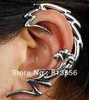 arrow flowers - New Arrival Fashion Lightning Clip Earrings Fashion Vintage Gothic Alien Arrow Ear Cuff Jewelry SE286
