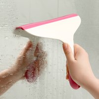 Cheap Environmental clean wipe glass window wiper wiper bathroom tile tile brush device