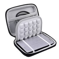 Wholesale Shock proof Hard Carrying Case Bag box for Portable External Hard Drive Disk HDD