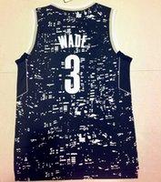wade - Miami Heat Wade Basketball Jerseys Top Quality