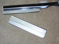 Wholesale 30pcs Razor Hair Shaving Thinning Knife Sharper single Edge chrome faced Blades DD71