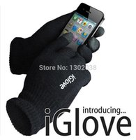 Wholesale Pairs iglove screen touch gloves Unisex Winter Magic Warm Gloves For Smartphone Tablet PC One Size