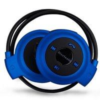 Compra Auriculares inalámbricos bluetooth pc-Inalámbrico estéreo mini 503 de la nueva llegada de la música del auricular de Bluetooth Auriculares bluetooth Deporte Mic para el auricular de teléfono Ordenador PC 010204