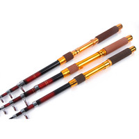 Wholesale Relaxed Special Outdoor Sports FRP Fishing Fish Rod Pole Fishing Rods Telescopic