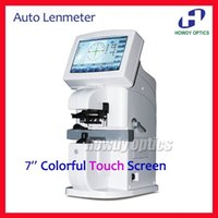 auto lensmeter - JD2000B Colorful Touch Screen Automatic Auto Lensmeter Lensometer Focimeter with PD measurement