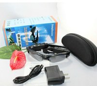 Wholesale 10pcs New Sunglasses Bluetooth Headset Headphones Music Earphone For iphone S C Samsung S3 S4 S5 Note all Smart Phone PC Tablet with box