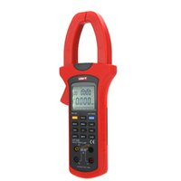 Wholesale UNI T UT232 Three Phase True RMS Digital Power Clamp Meters Auto Range w USB Interface Multimeter
