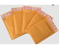 Wholesale 100 New Brand KRAFT Bubble Mailers Padded Envelopes cm cm For Sale