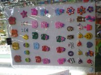 diy - Bands Rainbow Loom CHARMS PACK OF All animal Various Styles CHARMS Children s Bracelets DIY accessories of variety of colors